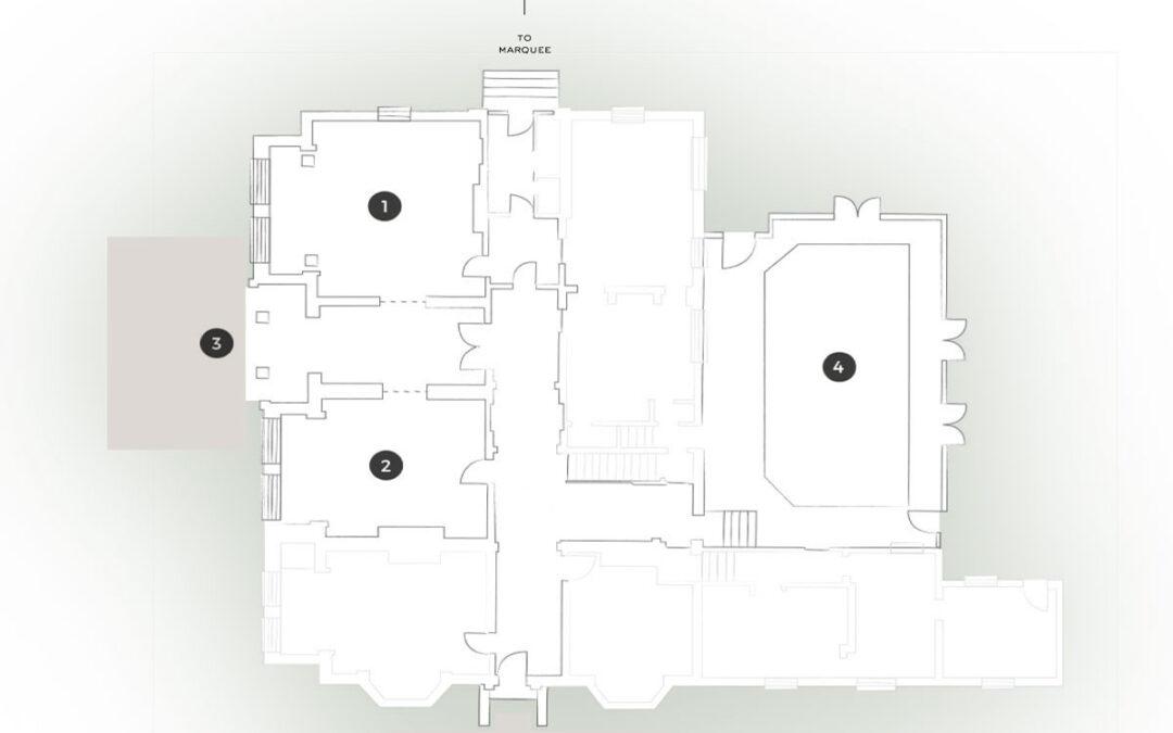 Barrington Hall Floorplan