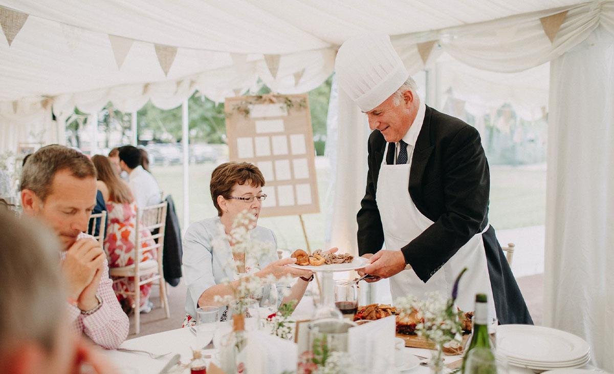 Wedding Sharing Breakfast Ideas