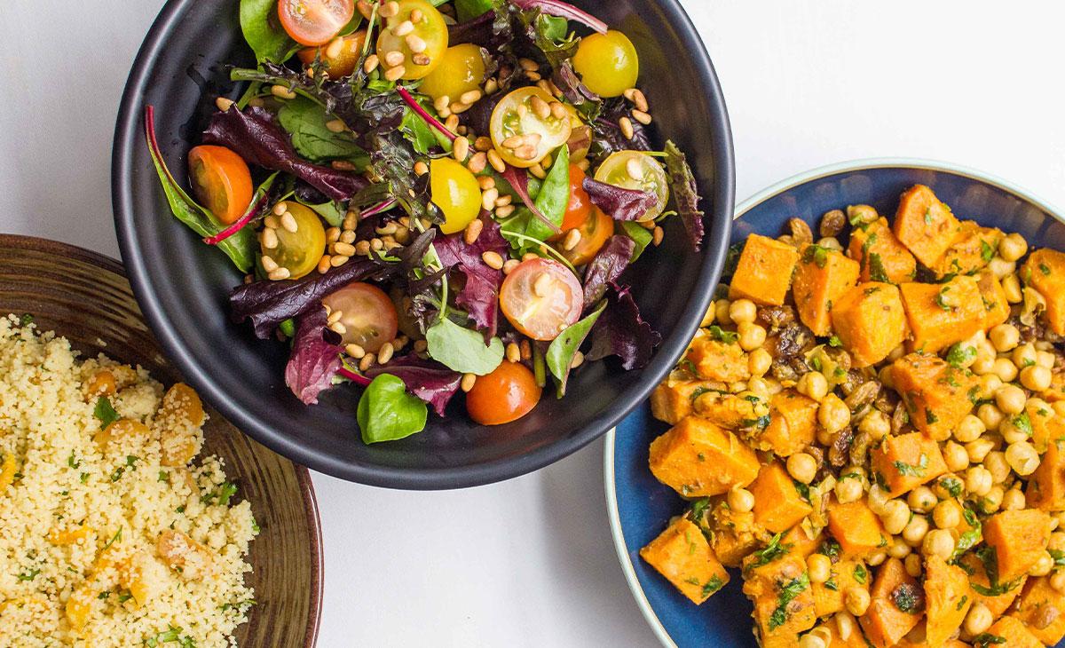 CDC Salads